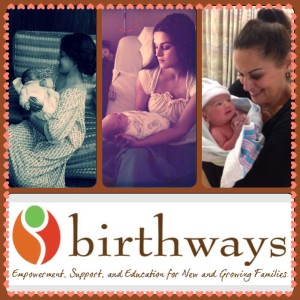 Birthways and babies